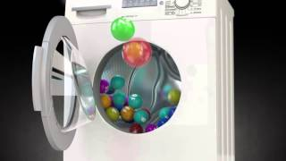 3d raffle in a bosch washing machine for elon as3d short by wizzcom 3d