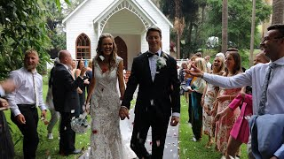The right time and place | Kirsten and Adam