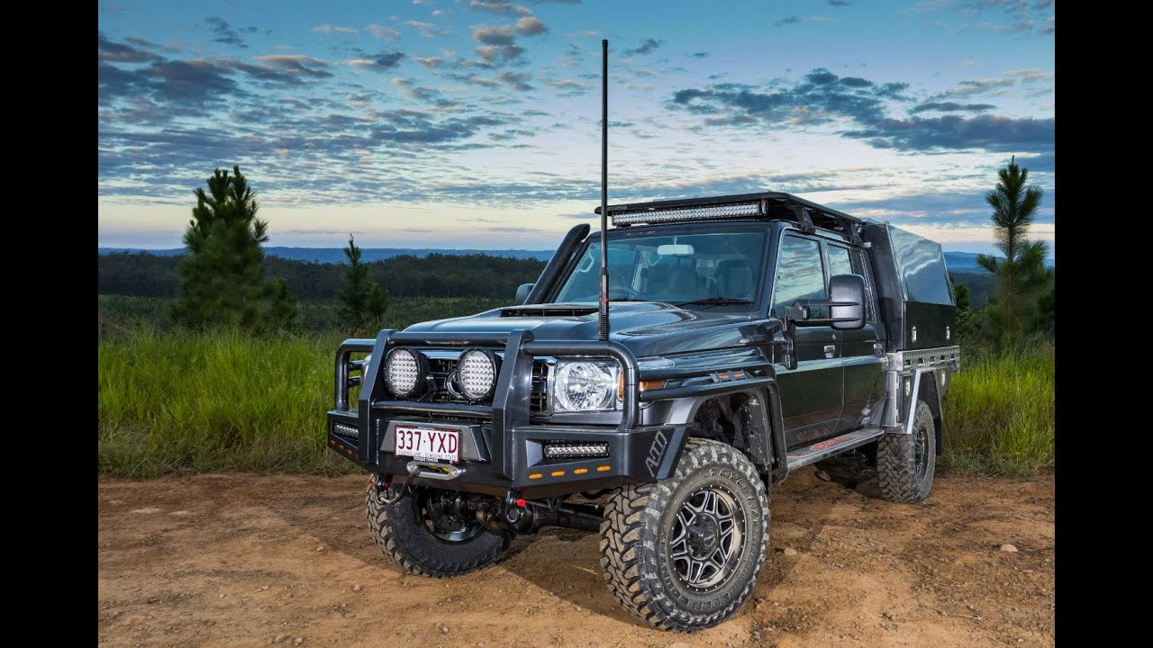 Win the ultimate 79 series Landcruiser