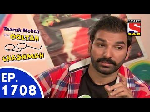 Taarak Mehta Ka Ooltah Chashmah - तारक मेहता - Episode 1708 - 2nd July, 2015