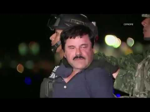 El Chapo trial opens eyes to world of drug cartels