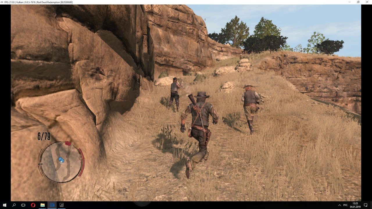 Red Dead Redemption on PC is Now Playable With The RPCS3 Emulator