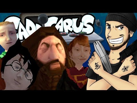 Harry Potter and the Philosophercerers Stone - Caddicarus