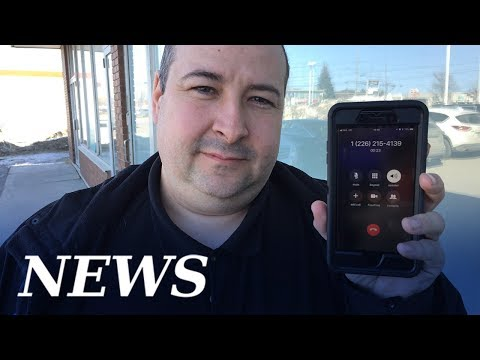 Sudbury Man Trolls A CRA Phone Scammer Trying To Defraud Him To Spend Thousands On Bitcoin