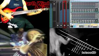 Earth Wind & Fire - September (Slap - Bass Cover)