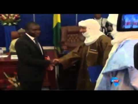 Mali Rebels Unite For peace