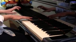 """楽譜は、DEPRO MPの""""ワンランク上のピアノ・ソロ「卒業 ピアノ名曲集」""""..."""