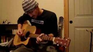 Crossroads Acoustic Blues Cover in E