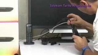 Einrichtung Telekom EntertainTV Media Receiver 200 (MR200)