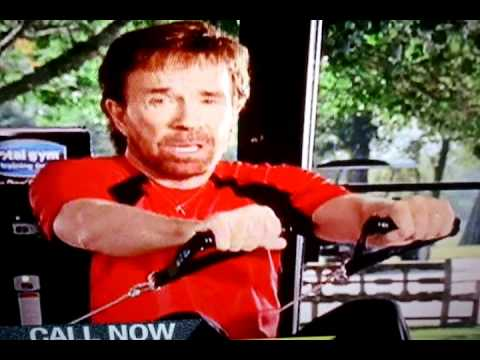 chuck norris work out machine