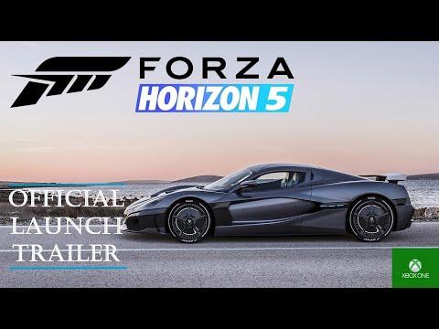 Forza Horizon 5 - OFFICIAL LAUNCH TRAILER   ( Fan Made)