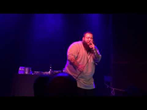 Action Bronson - TANK - Live at Rough Trade NYC - 2017.08.30