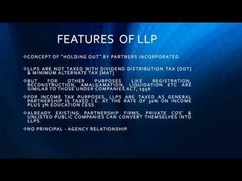 how to form a LIMITED LIABILITY PARTNERSHIP  by interceder