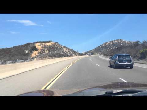 Sunday afternoon drive into Ramona, California Part 1