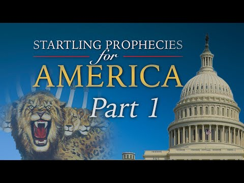 Startling Prophecies for America #1: The Beast Identified (Part 1 of 3) -- Steve Wohlberg