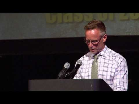 Bill Harty Hall of Fame Induction Speech
