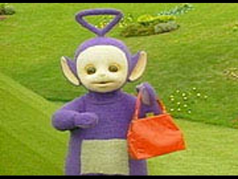 Teletubbies Tinky Winky S Bag