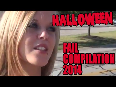 Halloween Fail Compilation
