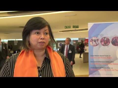BUSINESS FORUM 2015:Shrinking civil society space
