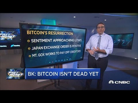 'Fast Money' trader Brian Kelly says bitcoin isn't dead yet