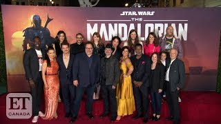 And39the Mandalorianand39 Fan Event Screening With Pedro Pascal Werner Herzog