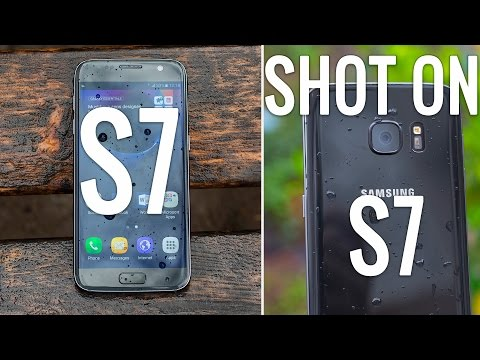 Samsung Galaxy S7 review – shot with Galaxy S7
