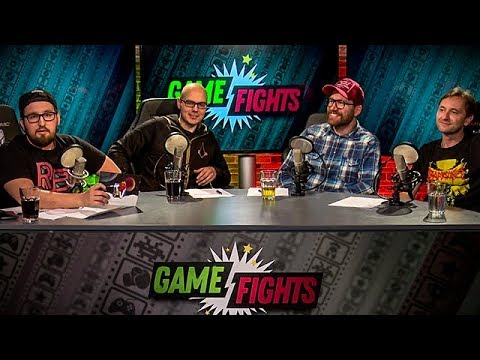 Game Fights #2 mit Tim, Gregor, Wolf Speer & Felix Rick