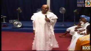 THE PLACE OF PRAYERS IN DESTINY DETERMINATION BY PASTOR OLUBORI