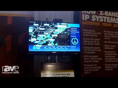 InfoComm 2015: Z-Band Details IP TV System and System Management