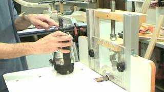 Part 1 - MLCS Woodworking Horizontal Router Table