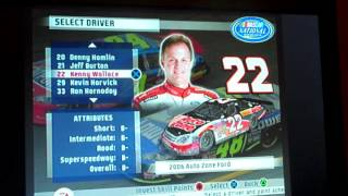 All NASCAR 07 Drivers/Cars/Paint Schemes (NASCAR Busch Series)
