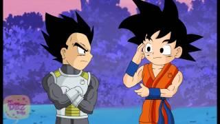 Hold My Hand (Dragon Ball Z Parody)