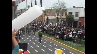 COLEGIO FERMIN TANGUIS DESFILE ZONAL 2012