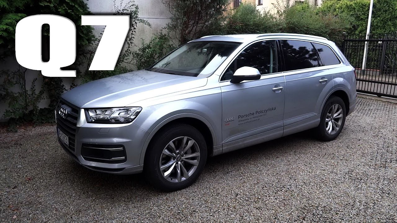 2016 Audi Q7 3 0 Tdi Quattro Eng Detailed In Depth Review Presentation Test Walkthrough English