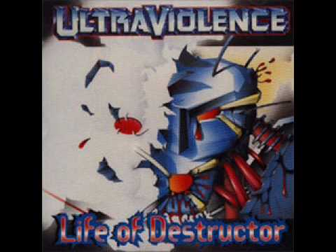 Ultraviolence - Hardcore Motherfucker