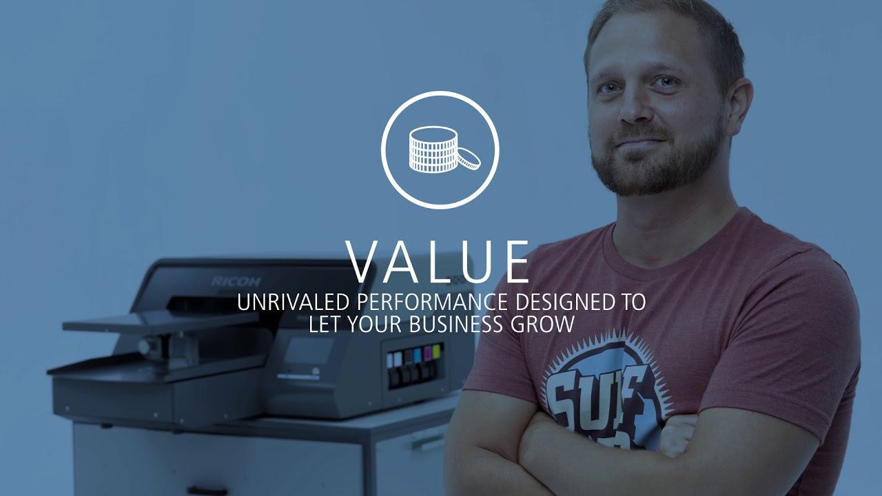 e258e683 Introducing the Ri 1000 Direct to Garment printer - YouTube