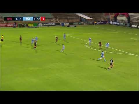 Westfield W-League 2019/20: Round 13 - WS Wanderers Women v Melbourne City FC Women (Full Game)