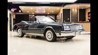 1985 Buick Riviera For Sale