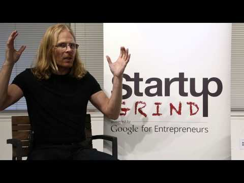 Amy Pressman & Borge Hald (Medallia) at Startup Grind Silicon Valley