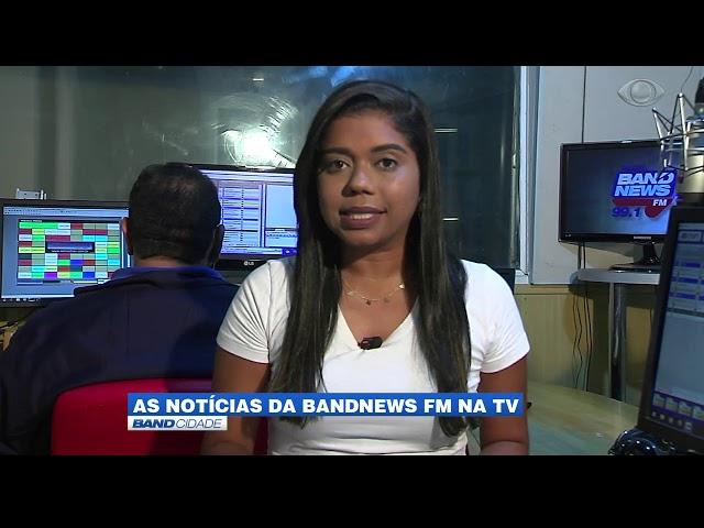 As noticias da BandNews FM na TV