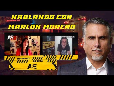 🤯 METRÓPOLI BOGOTÁ ¡Nueva serie! con Marlon Moreno historias insólitas, dramáticas, heroicas