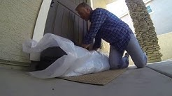 Home Flooding Preparation - Sandbags