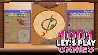 MaBoShi: The Three Shape Arcade (Wii) - Let