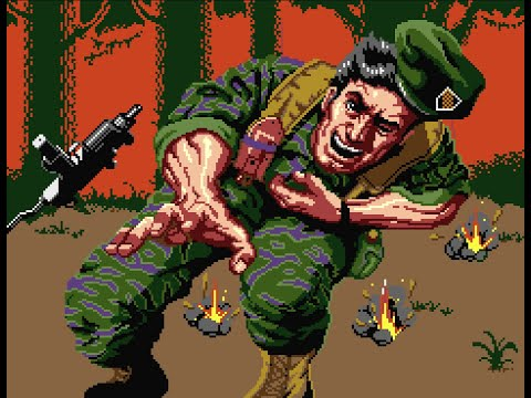 Some of the Amiga's most memorable death/game over animation sequences
