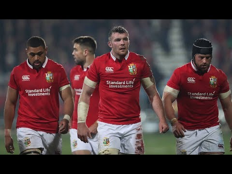 Match Five: Maori All Blacks v The British & Irish Lions   Lions NZ 2017