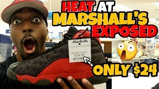 FINDING LIMITED SNEAKERS AT MARSHALL'S EXPOSED!! THE HONEST TRUTH HOW!!!