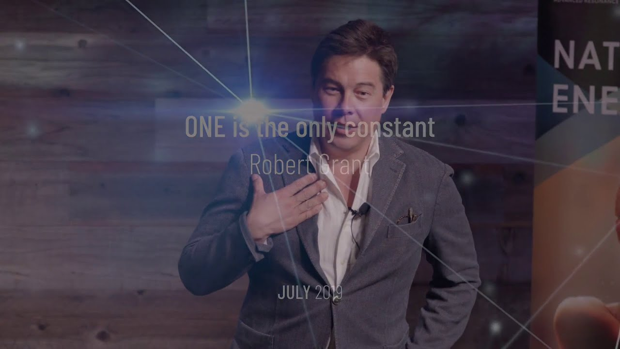 """""""ONE Is The Only Constant"""" with Robert Edward Grant"""