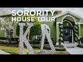 SORORITY HOUSE TOUR AT UCF | Christmas Edition