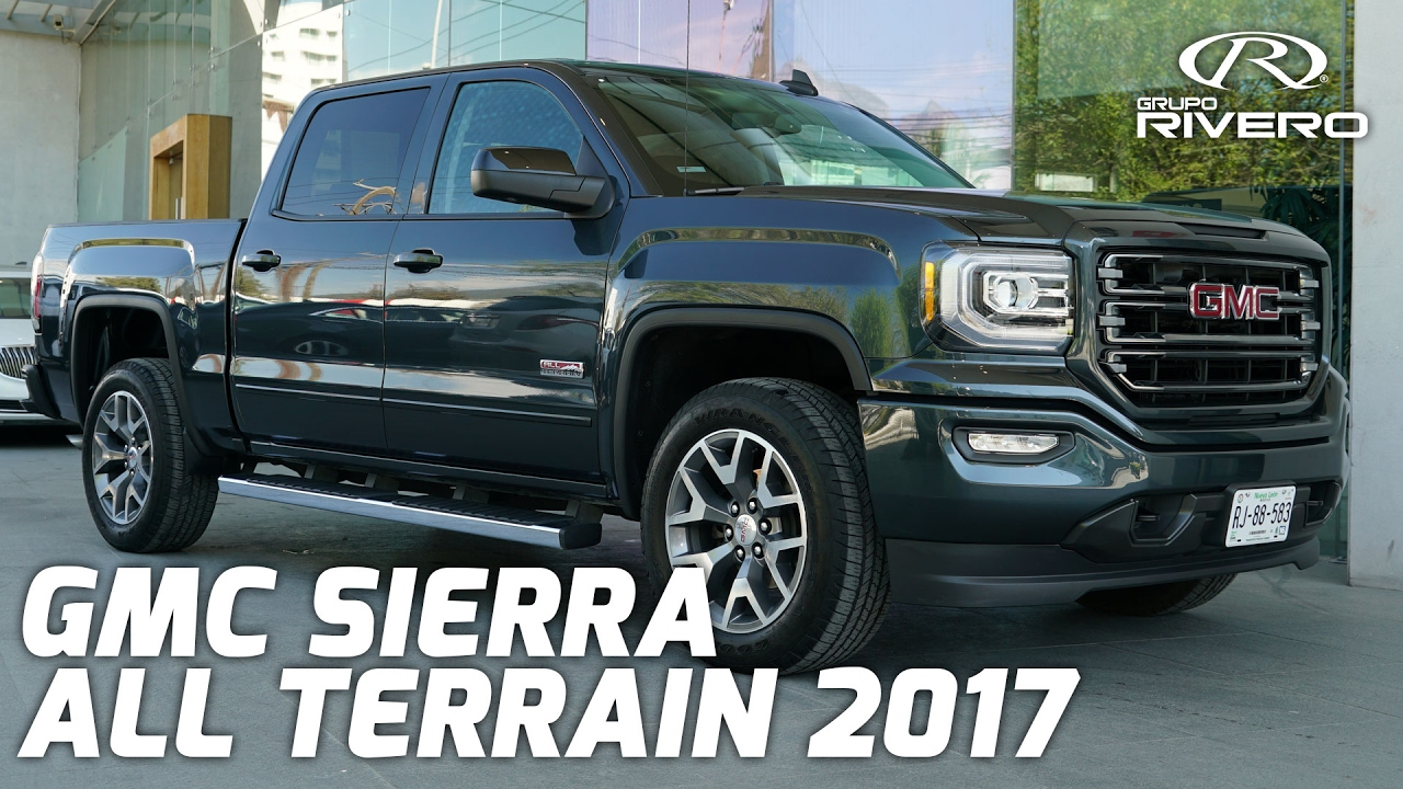 gmc sierra all terrain 2017 monterrey m xico grupo. Black Bedroom Furniture Sets. Home Design Ideas