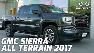 GMC Sierra All Terrain 2017 - Monterrey, México - Grupo Rivero